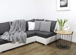 Decorative set LOOP grey