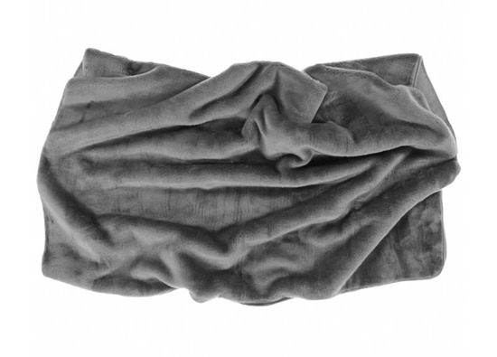 Decorative faux fur blanket KOALA 150x200 cm